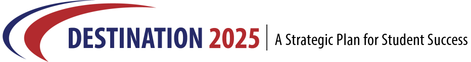 Strategic Plan Destination 2025 Logo