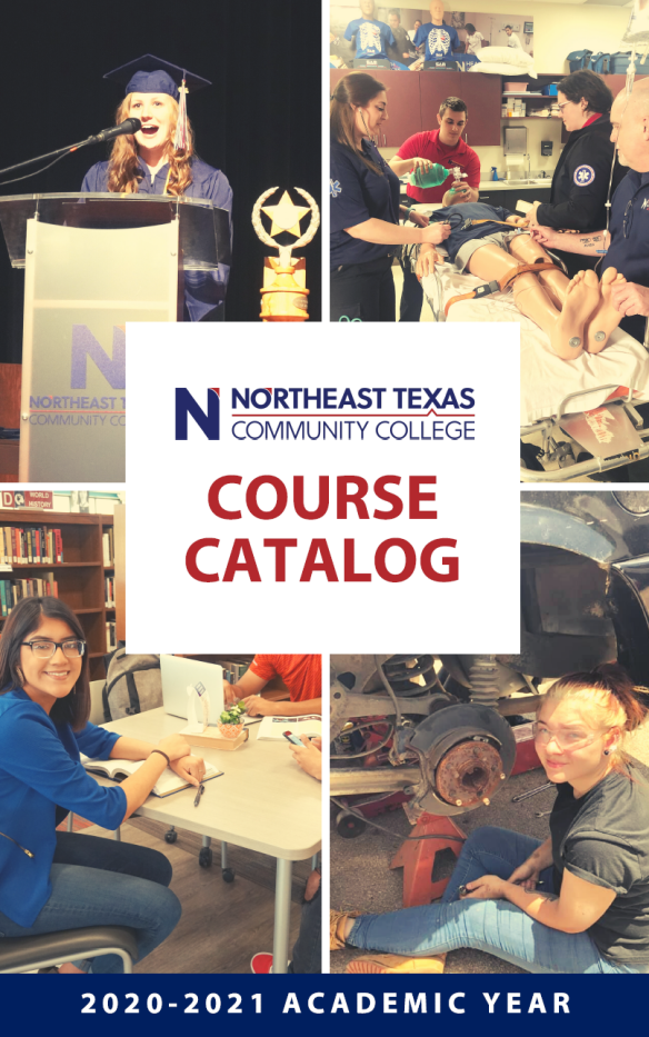 2020 - 2021 Course Catalog