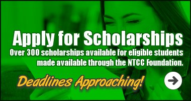 Deadlines Approaching! Apply for Scholarships Today!