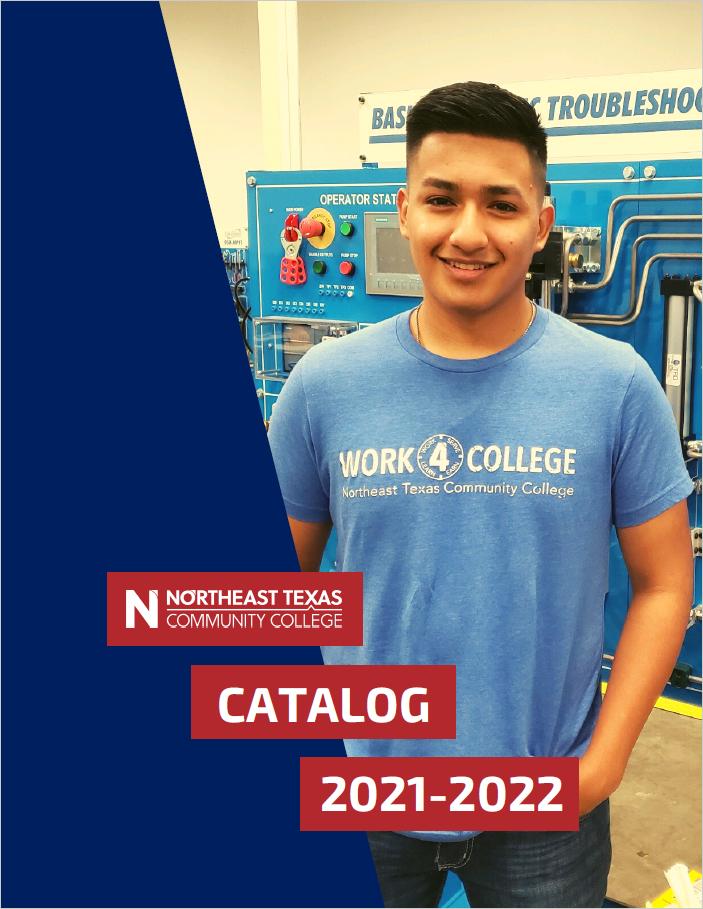 2021-2022 NTCC Catalog
