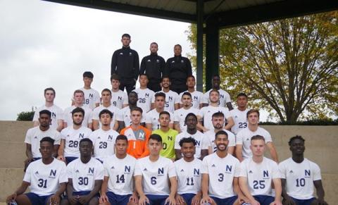 Men's soccer to play first national tourney game Tuesday