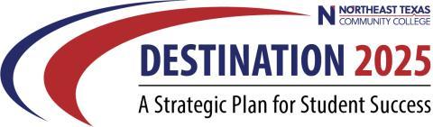 Destination 2025 strategic plan logo