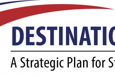 Destination 2025 strategic plan logo