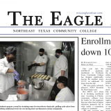 front page of the eagle preview
